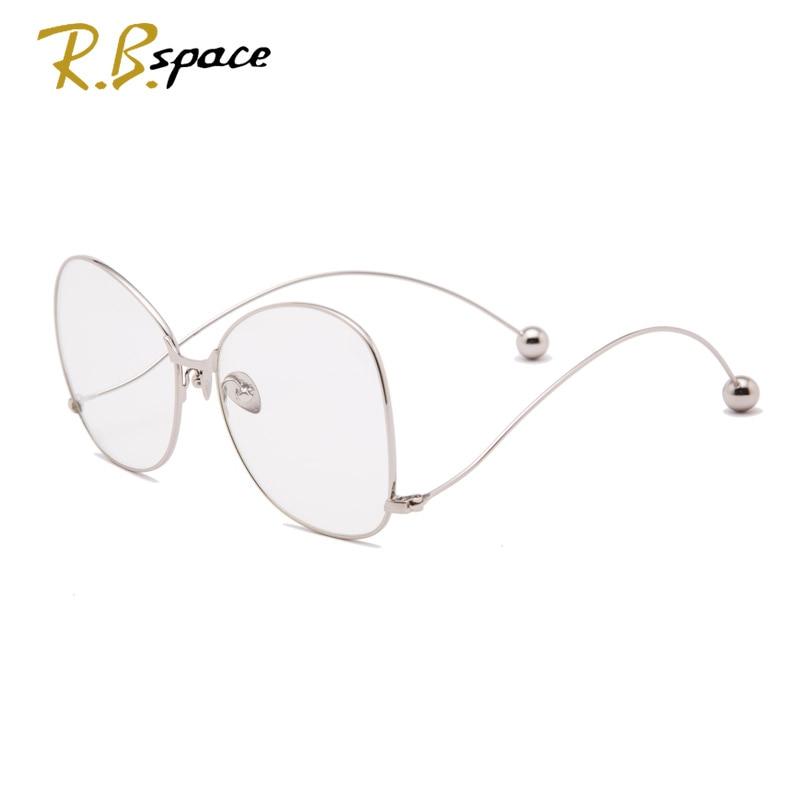 2017 retro mode store indrammede briller indrammer trenden med det - Beklædningstilbehør - Foto 3