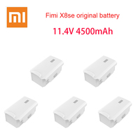 Xiaomi FIMI X8 SE original battery 11.4V 4500mah FPV With 3 axis Gimbal 4K Camera GPS RC Drone Quadcopter battery Accessories
