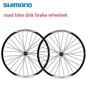 Shimano RX05 дорожный велосипед дисковый тормоз колеса 700cc для 8 9 10 скоростей