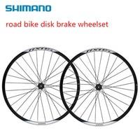 shimano RX05 road bike bicycle disk brake wheel wheelset 700cc for 8 9 10 speed