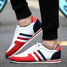 2016 Spring Autumn Wholesale And Retailers Walking Shoes Men Personalized Fitness Health Casual Men Shoes Masculino Male