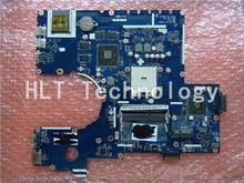 For ASUS X73 K73T X73T K73TA K73TK K73 QBL70 LA-7553P laptop Motherboard REV 1A non-integrated graphic card 100% tested
