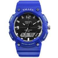 Men Sports Watch Running Waterproof Electronic Clock Fashion Student Watch Youth Outdoor Luminous Watch Man Clock