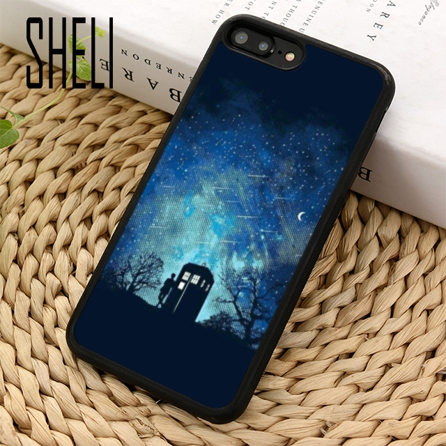 Humble Sheli Doctor Who Tardis Door Phone Case Cover For Iphone 6 6s 7 8 Plus X Xr Xs Max 5 5s Se Samsung Galaxy S6 S7 Edge S8 S9 Plus To Win Warm Praise From Customers Fitted Cases