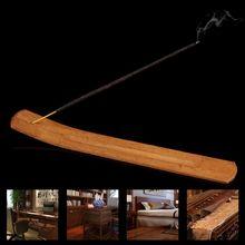 Плетеный абажур из натурального дерева подставка для ароматических палочек золоуловитель горелки подсвечник, декоративные изделия