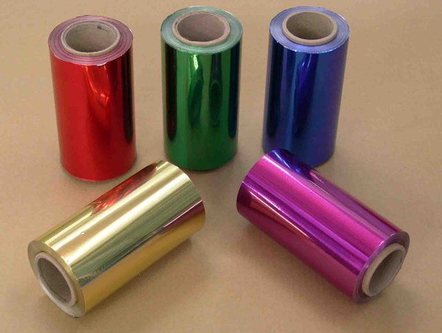 sell Silver and color Hairdressing aluminium foil