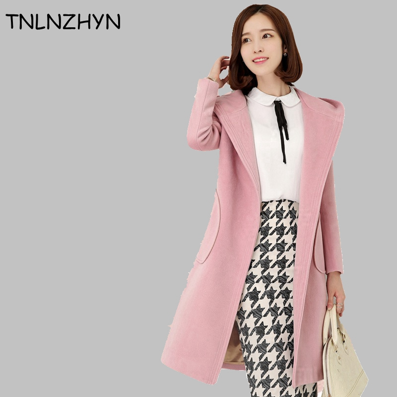 Online Buy Wholesale pink ladies coats from China pink ladies ...