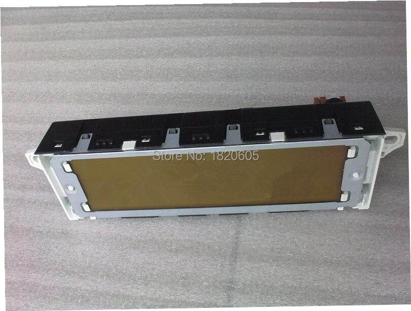 Support d'écran USB double-zone Air Bluetooth affichage jaune moniteur 12 broches pour Peugeot 307 407 408 pour citroën C4 C5 écran - 3