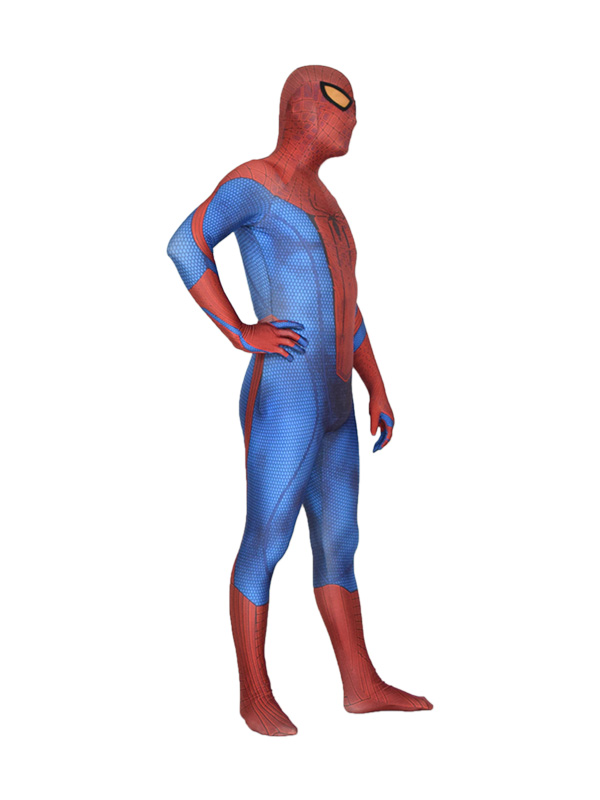 Amazing Spider man costume Spiderman Suit 3D Printed cosplay Zentai Halloween Party Costumes in Movie TV costumes from Novelty Special Use