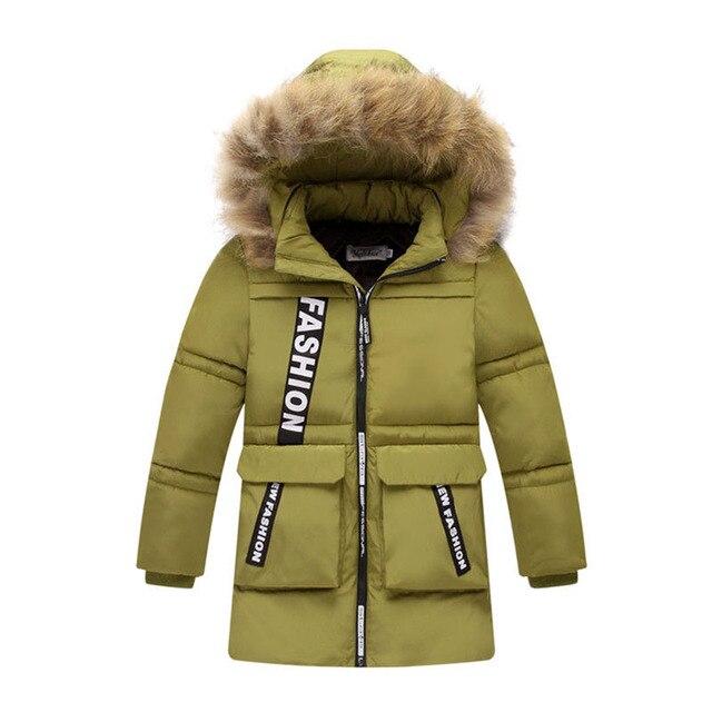Зимняя куртка для мальчиков, зимняя одежда, детские зимние куртки, пуховая стеганая детская одежда, 2017 теплое пальто для мальчиков, утепленная верхняя одежда
