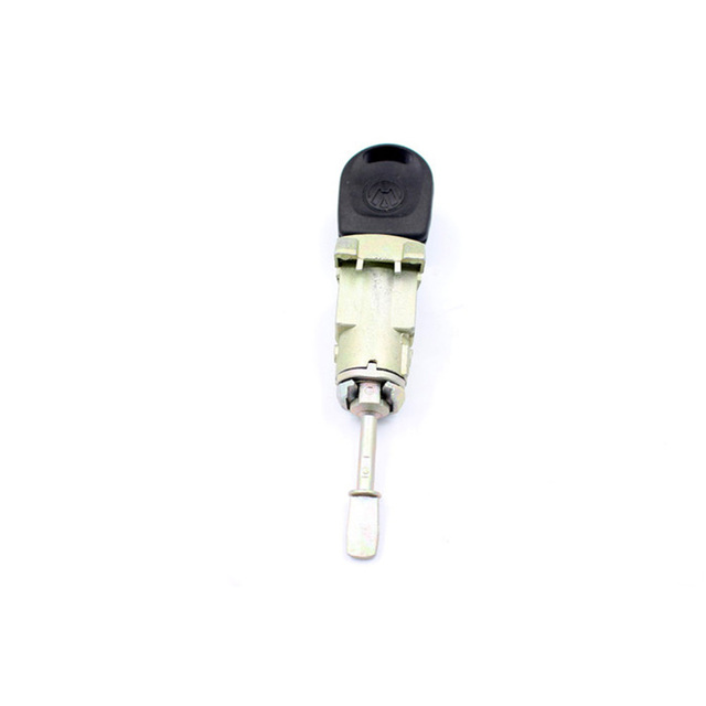 Nowy samochód przedni lewy drzwi beczka zamka Cylinder z kluczem do PASSAT B5 LUPO SEAT TOLEDO LEON AROSA 3B0 837 167 3B0837167 3B0837168