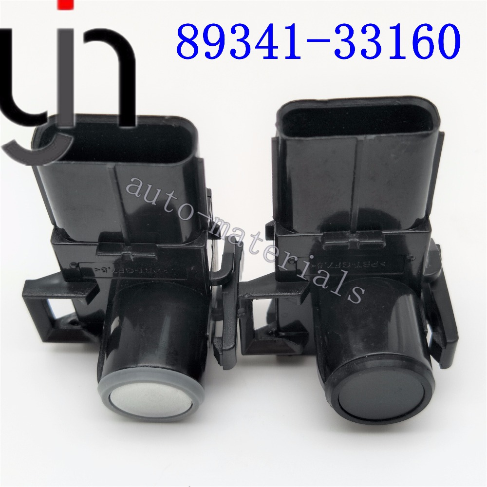 US $9 67 25% OFF|1pcs 89341 33160 C0 Reversing Wireless Front Rear Parking  Sensors For Toyota LEXUS GX460 RX350 RX450h Sequaia 89341 33160-in Parking