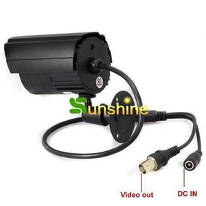 Image 4 - מתכת שיכון HD CMOS צבע 700TVL מובנה IR לחתוך מסנן 24 LED Nightvision מקורה/חיצוני עמיד למים IR מצלמה אנלוגי מצלמה