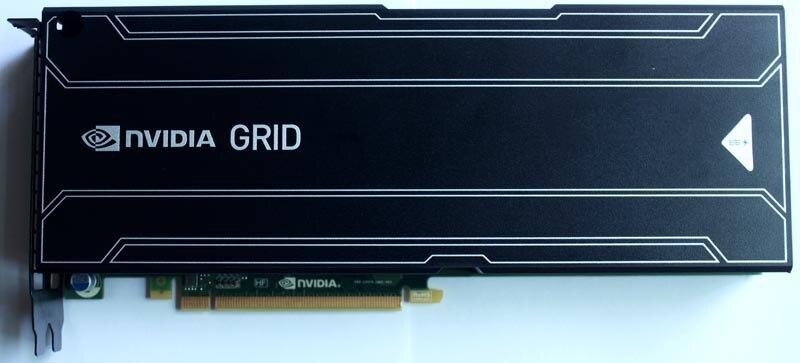 GRID K340 Cloud Game Card Warranty 3 Years Factory Packaging