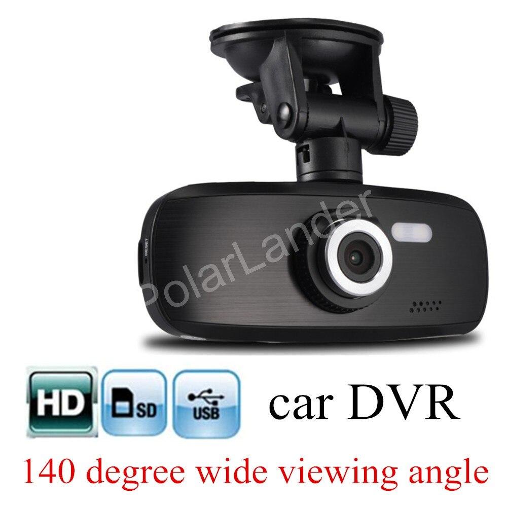 2.7 дюймов ЖК-дисплей экран автомобиля HD DVR видео Регистраторы Камера G1W транспортное средство, двигающееся Регистраторы G-Сенсор обнаружени...