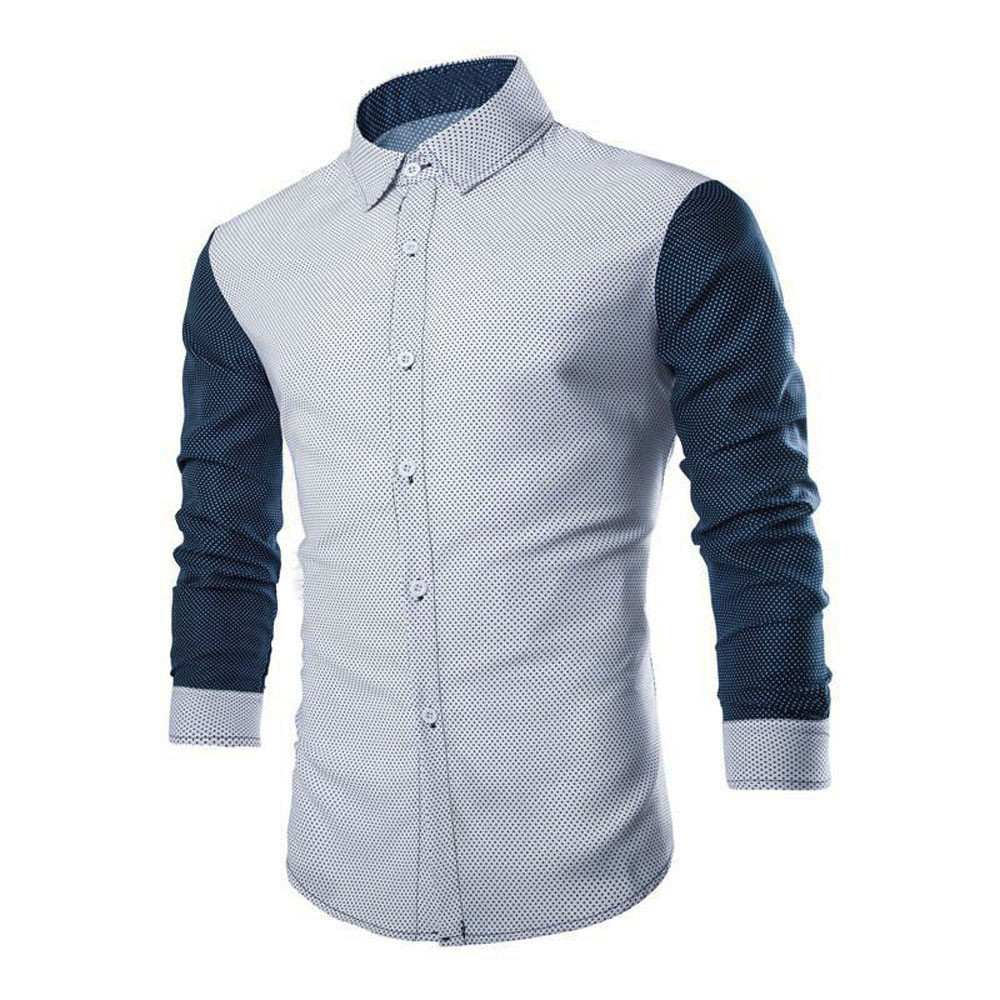 ZUZIFY Mens Interlock Performance Long-Sleeve T-Shirt IN0389