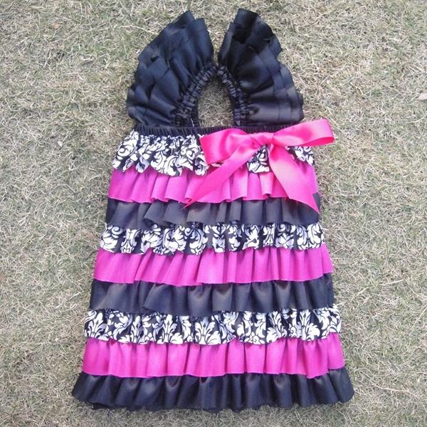 New Born Baby Girls vestidos vestido de niño para los niños ropa KP-SDS003