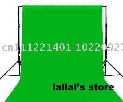 Free shipping 10*12 Ft New High quality 100% cotton Photo Background Backdrop Muslin Photography green