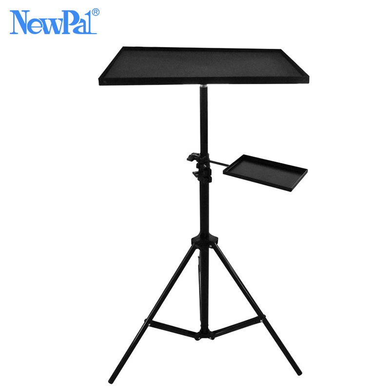 Universal Projector Bracket Aluminum Pallet Anti-scratch Floor Projector Stand Suit For Laptop And Projector Newpal Stand стойка студийная kupo universal floor stand 356