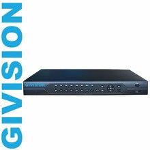 CCTV 16ch home security ahd digital DVR onvif hybrid nvr hvr 1080P HD h.264 network p2p dvr video surveillance recorder system
