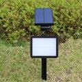 48 светодиодов  супер яркая панель  уличный солнечный свет  водонепроницаемый Солнечный садовый свет  прожектор  настенный свет для лужайки ...