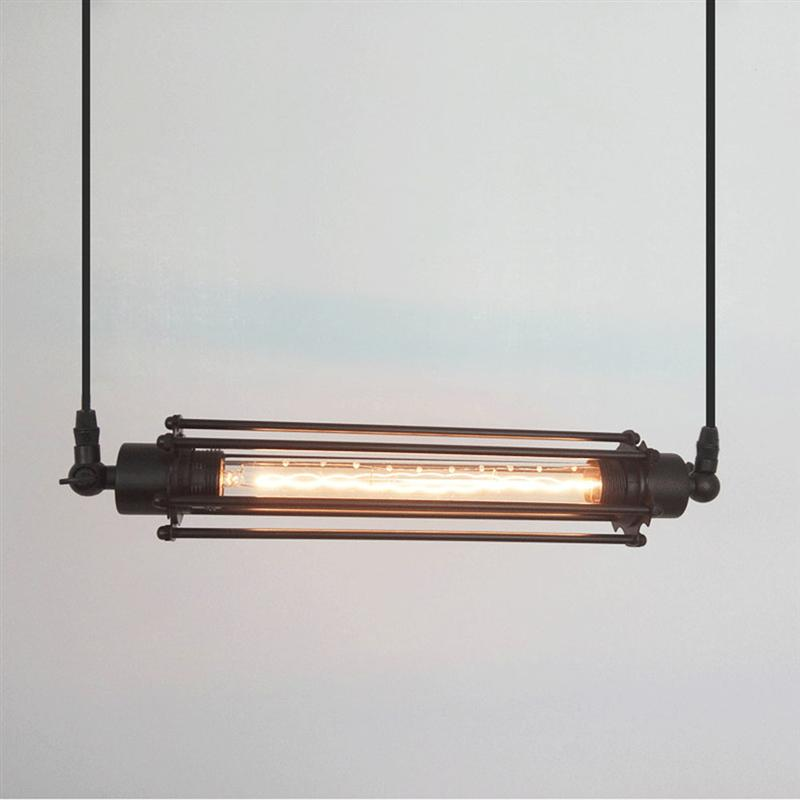 Vintage Industrial Retro Pendant Lamp Light Iron Attic Bookstore Lamp Hanging Lights Fixture Metal Wire Cage with E27 Lamp edison loft style vintage industrial retro pendant lamp light e27 holder iron restaurant bar counter attic bookstore lamp