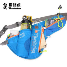 TANLUHU 371 Nylon Breathable Running Marathon Bag Sports Waist Pack Outdoor Climbing Kettle Gym Chest For Men Women