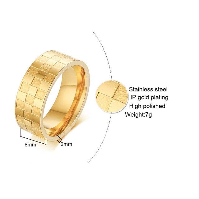 Фото кольцо из нержавеющей стали для мужчин и женщин ювелирное изделие цена