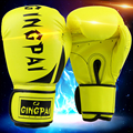 10 унций оптовая торговля PRETORIAN MUAY THAI TWINS искусственная кожа боксерские перчатки для мужчин и женщин обучение в MMA Грант коробка перчатки 6 вид...