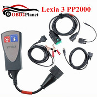 Lexia 3 PP2000 Firmware 921815C Lexia3 Full Chip For Citroen For Peugeot Diagnostic Tool With Diagbox
