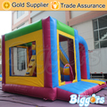 Inflatable Biggors Bounce House Commercial PVC Inflatable Toys with Slide