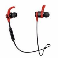 REZ B41 Earphone Noise Canceling Headphone Wireless Headset Bluetooth 4 2 Earbuds With Mic For Earpods