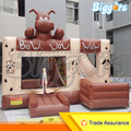 Inflatable Biggors Commercial Use PVC Bouncers Outdoor Large Bouncing Amusement Park for Party Events