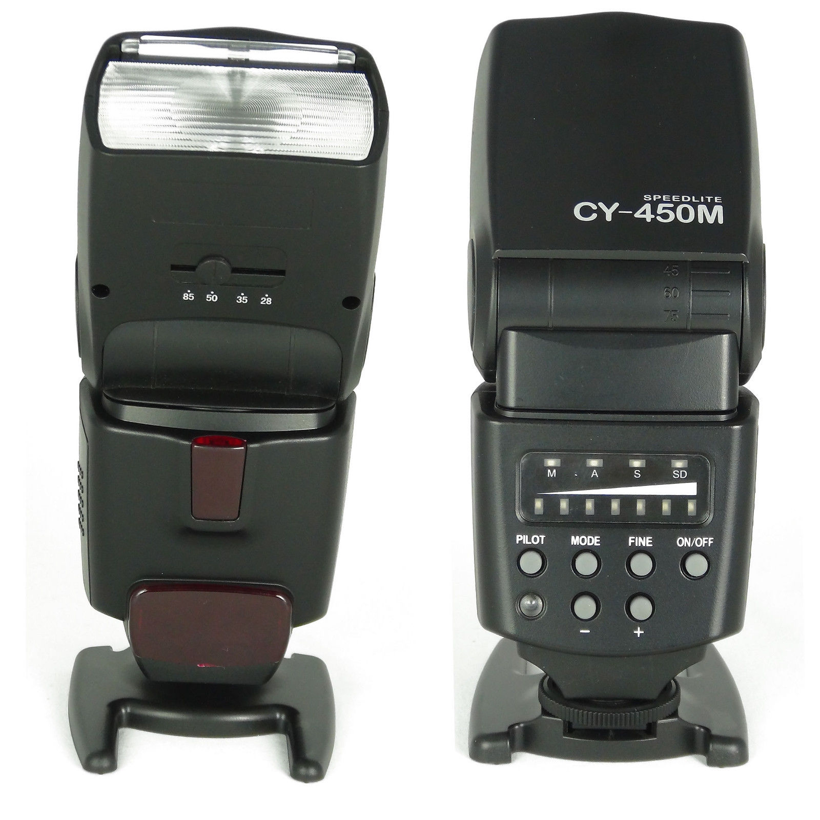 YinYan CY-450M CY450M Studio Flash Speedlite light flashgun for canon 60d 600d 7d 5dii 6d 5diii 550d 50d 700d nikon camera