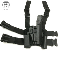 Hot ! LV3 Tactical Hunting Pistol Holster Leg Holster For Sig P226 Gun Right Handed Airsoft Pistol Thigh Holster Shooting Gun