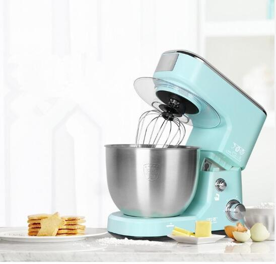 800W Multifunction Professional Dough Maker Household Dough Mixer 5L Kitchen Stand Food Mixer Electric Egg Blender