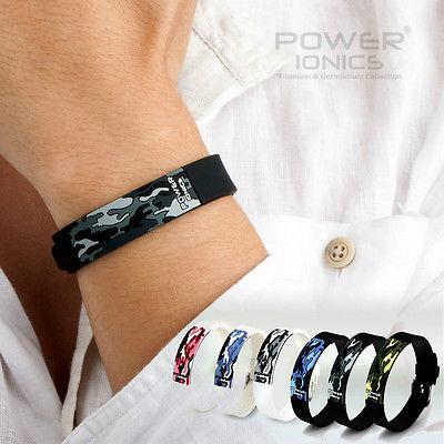 Ionics Anium Ion F I R Camo Bracelet Balance Wristband Energy Pt048 In Hologram Bracelets From Jewelry Accessories On Aliexpress Alibaba