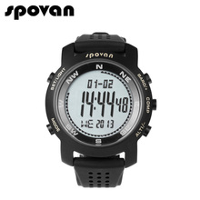 SPOVAN Brand Sports font b Watches b font for font b Men b font Digital font