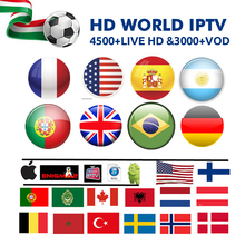 IPTV M3u Subscription Iptv UK German French Arabic Spanish Italy VOD Arabic Premium For Android Box Enigma2 Smart TV XXXX