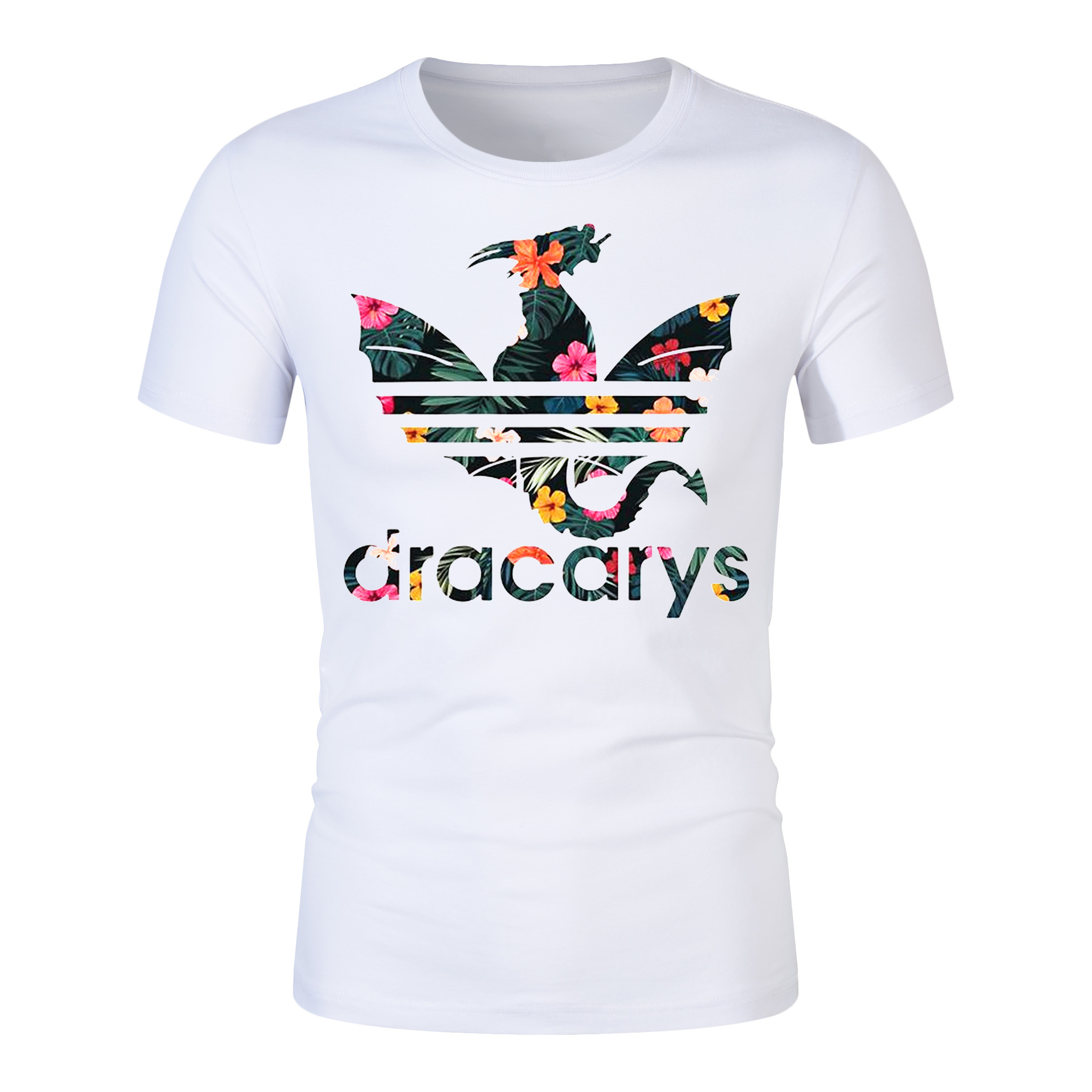 Dracarys   shirt   Game Of Thrones Brand Unisex Adults   T  -  Shirt   harajuku Vintage   T     shirt   Camisetas hombre Tshirt Men Women Game   shirt