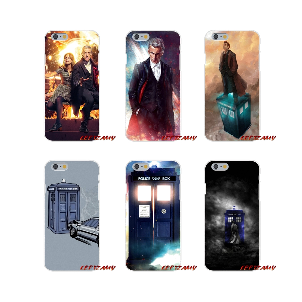 Phone Bags & Cases Half-wrapped Case Doctor Who Accessories Phone Shell Covers For Xiaomi Redmi Note 6a Mi8 Pro S2 A2 Lite Se Mix Max 2 3 F1 For Oneplus 3 6t