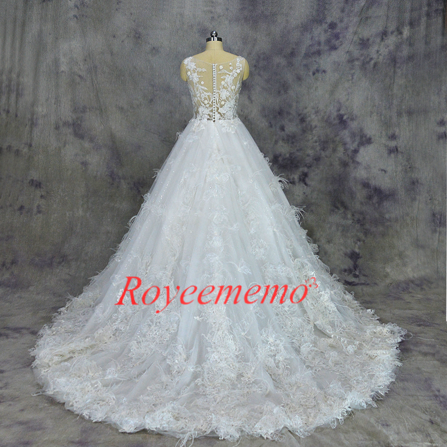 Luxury Custom Made Wedding Dress Image - All Wedding Dresses ...