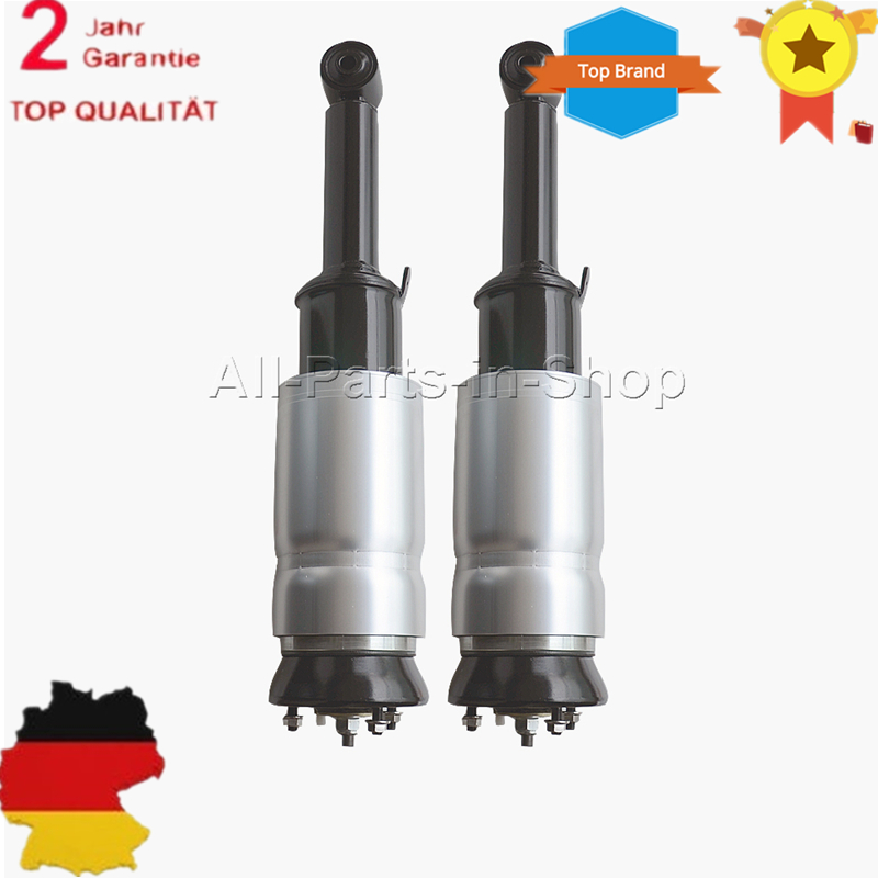 2 pcs Front Air Suspension Shock Strut For Land Range Rover Sport LS LR4 LR3 Discovery 3 RNB501250 RNB501480
