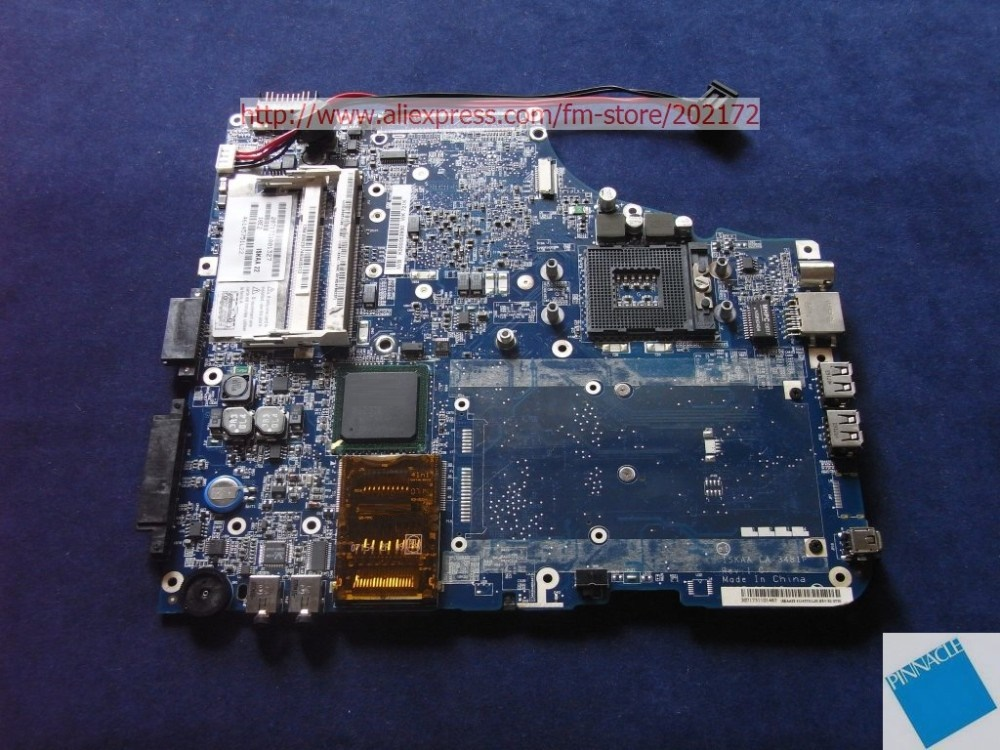 K000052930  Motherboard for Toshiba satellite A200 A205 LA-3481P ISKAA 22