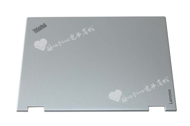 New Original for Lenovo ThinkPad Yoga 260 Lcd Rear Lid Back Cover Top Case Silver new original for lenovo thinkpad yoga 260 bottom base cover lower case black 00ht414 01ax900