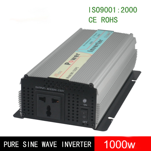 1000w 12v 24 v 48v pure sine wave off grid inverter