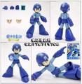 Boneco do personagem do jogo Rockman Megaman, miniatura de personagem Marvel em PVC, grande venda de brinquedos e presentes para crianças