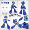 Megaman Rockman zero figure game doll 1/10 Scale robot model  action figures pvc assembly toy toys brinquedo Gift for kids
