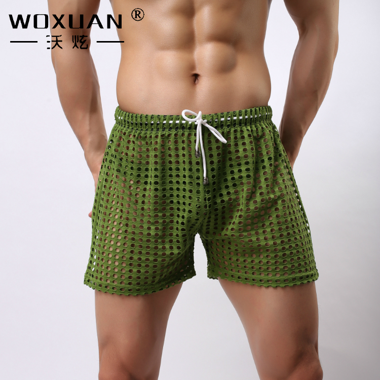 Can men mesh shorts nude phrase