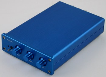 TPA3116 2.1+ Bluetooth 4.0 Digital Amplifier (without power supply) Blue Edition 100W+2*50W